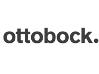 Ottobock Logo b&w