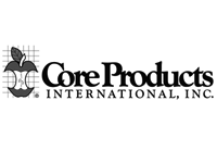 Core Products logo - bw