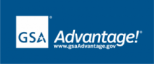 GSA Advantage logo and link