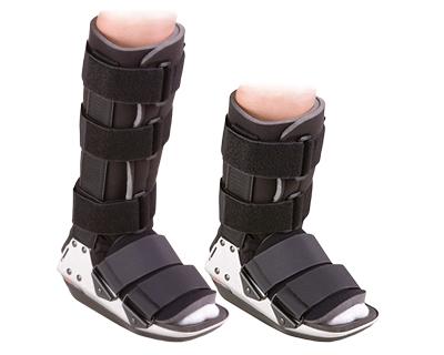 AdjustaFit CAM Walking Splint Tall and Mid-Calf