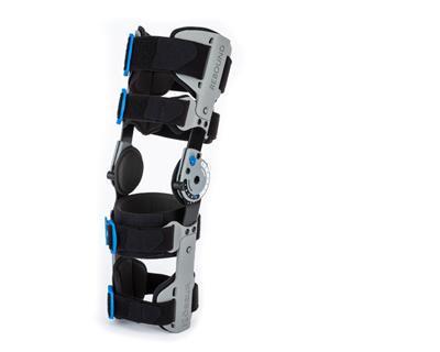 Rebound Post-Op Knee Orthosis Cool Universal
