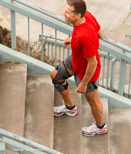 Breg Osteoarthritis OA Knee Brace
