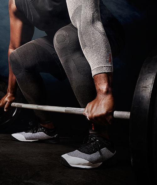 Incrediware Deadlift Leg Sleeve Elbow Sleeve Socks