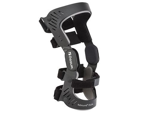 Ossur Rebound Dual knee brace