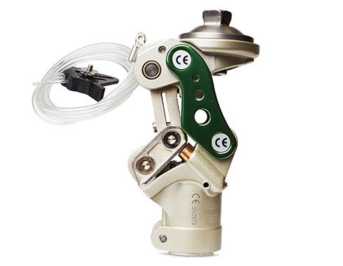 ST&G L1324 Stance Flexion 5-Bar Mechanical Knee with Manual Lock