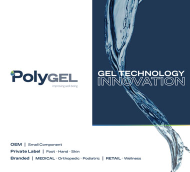 PolyGel Catalog 2020 ThermoActive GelSmart NatraCure